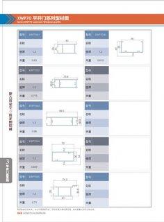 XWP70平开门亚博竞猜