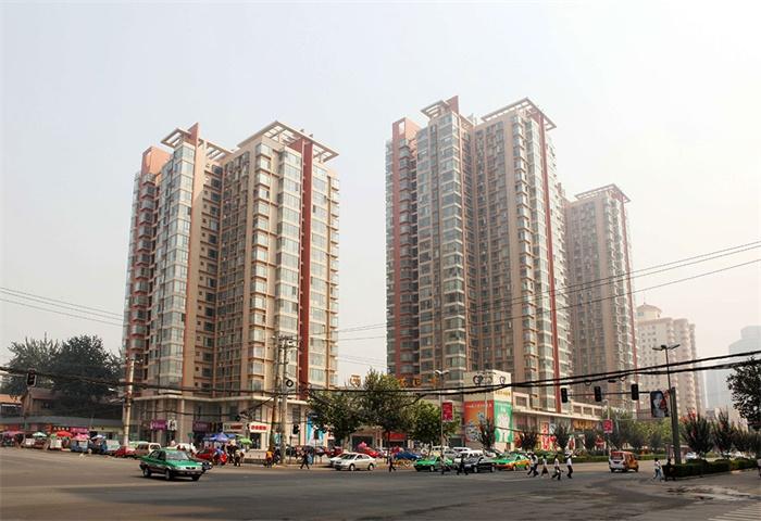 陕西省西安电子科技大学住宅楼